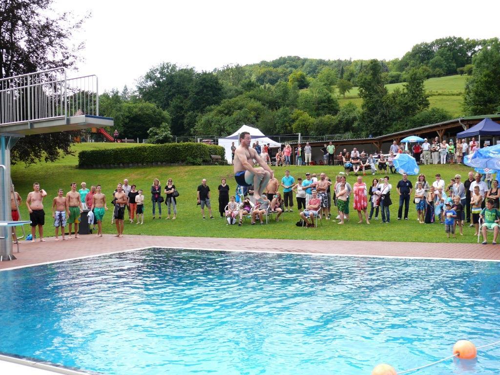 Jubiläum Waldschwimmbad Oberscheld