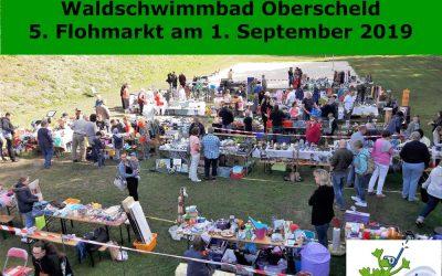 Flohmarkt am 1. September