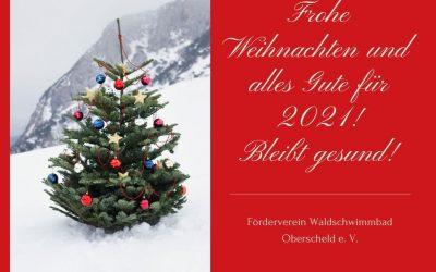Weihnachtswünsche Dezember 2020